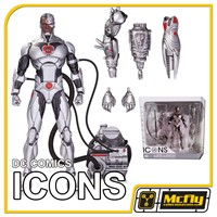 ICONS Cyborg Dc Collectibles Figure 20