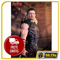 IRON STUDIOS Age of Ultron Hawkeye 1/10 Art Scale MARVEL