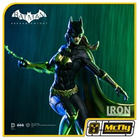 Iron Studios Batman Arkham Knight Batgirl 1/10