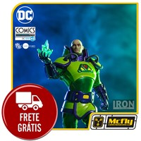 Iron Studios Lex Luthor by Ivan Reis series 2 1/10 Art Scale