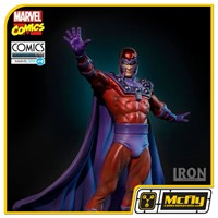 Iron Studios Magneto Marvel Comics series 4  1/10 Art Scale