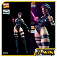 Iron Studios Psylocke Marvel Comics series 4  1/10 Art Scale