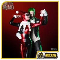 Iron Studios Suicide Squad Harley and Joker Dance ver 1/10 Art Scale