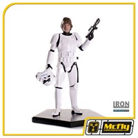 Iron Studios star Wars Luke skywalker in stormtrooper Disguise 1/10