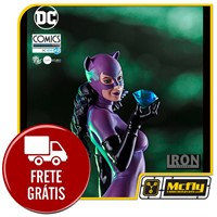 Iron Studios Catwoman by Ivan Reis series 2 1 10 Art Scale