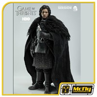 Jon Snow Game of Thrones Sixth Scale 1/6 Threezero 3A