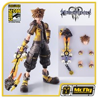 Square Enix KINGDOM HEARTS III SORA SDCC 2017