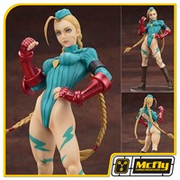 KOTOBUKIYA Street Fighter Bishoujo Cammy alpha
