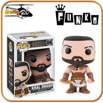 Figura Khal Drogo POP Vinyl 04 Funko Game Of Thrones