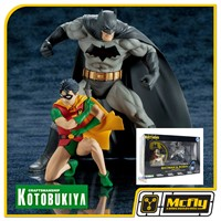Kotobukiya Batman e Robin Two Pack Artfix 1/10