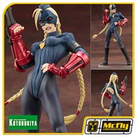 Kotobukiya Bishoujo Decapre Street Fighter