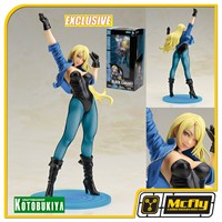 Kotobukiya Black Canary Limited Edition Bishoujo DC Comics Statue