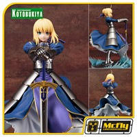Kotobukiya Fate stay night Saber Unlimited Blade Works Kishiou 1/7