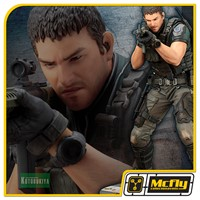 Kotobukiya Resident Evil Chris Redfield Artfx 1/6