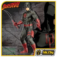 Kotobukiya The Defenders Series Daredevil Black Artfx 1/10