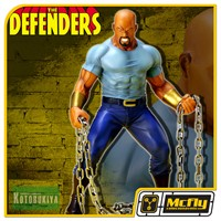 Kotobukiya The Defenders Series Luke Cage Artfx 1/10