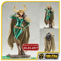 ( Reserva 10% do valor) MARVEL BISHOUJO LOKI