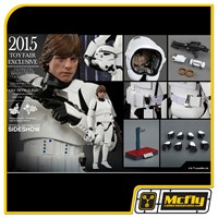 Hot Toys LUKE SKYWALKER (STORMTROOPER DISGUISE VERSION) MMS304