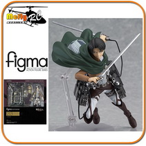 Figma Attack on Titan Levi 213 Max Factory