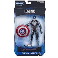 MARVEL LEGENDS CAPTAIN AMERICA BAF THANOS