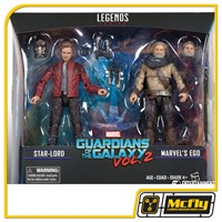 MARVEL LEGENDS SERIES STAR LORD E EGO Gurdians of the Galaxy 2