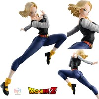 MEGAHOUSE DRAGON BALL GALS ANDROID 18 Ver. IV