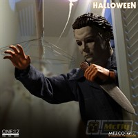 MEZCO TOYZ One 12 Michael Myers Halloween Action Figure