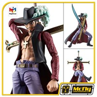 MEGAHOUSE Dracule Mihawk VARIABLE ACTION HEROES One Piece