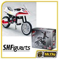 S.H Figuarts Moto MacJabber Masked rider Kamen Rider Mac Jabber