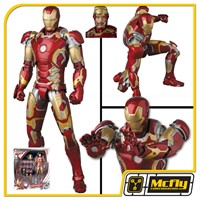 MAFEX 013 Iron Man Mark 43 Avengers Medicom