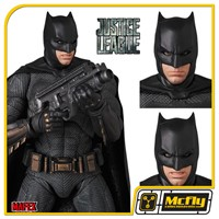 Mafex 056 Batman Justice League Medicom