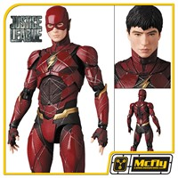 Mafex 058 The Flash Justice League Liga da Justiça