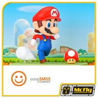 Good Smile Nendoroid Super Mario Nintendo