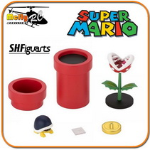 S.h.figuarts Super Mario Bros - Play Set C