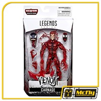Marvel Legends Carnage Monster Venom Hasbro