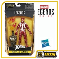 Marvel Legends Serie X-men Sunfire Wave 2 Baf Warlock
