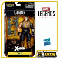 Marvel Legends Series Cable X-Men Hasbro