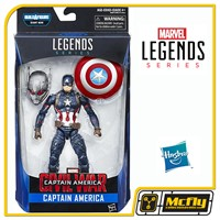 Marvel Legends Series Captain America Civil War Hasbro