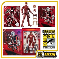 Marvel Legends Series Daredevil Demolidor Hasbro SDCC 2017 29 cm