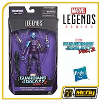 Marvel Legends Series Daughters of Thanos Nebula Guardians of the Galaxy vol 2