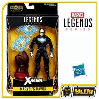Marvel Legends Series Marvel s Havok X Men Hasbro