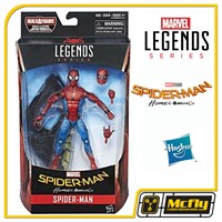 Marvel Legends Series Spider Man Home Coming Spider Man Uniforme