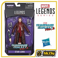 Marvel Legends Series Star Lord Wave 2 Guardians of the Galaxy vol 2