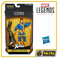 Marvel Legends Series X-Men Cyclops Wave Warlock
