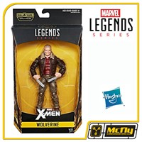 Marvel Legends Series X Men Wolverine Wave Warlock