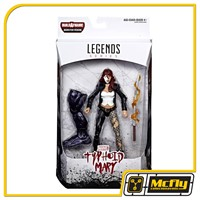 Marvel Legends Typhoid Mary Monster Venom