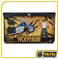 Marvel Legends Wolverine Motorcycle Bike moto