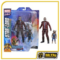 Marvel Select Star Lord e Rocket