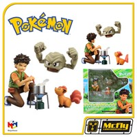 Megahouse Pokemon Broke Takeshi e Isitsubute e Rokon