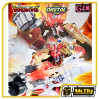 Megahouse Digimon Dukemon Zero Arms Grani Crimsonmode GEM